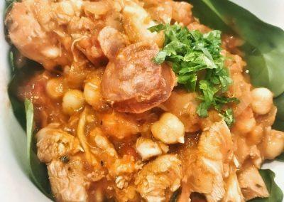 Spanish Chicken and Chorizo