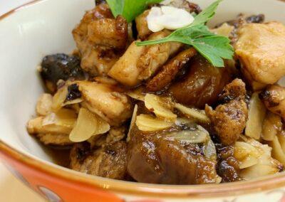 Chicken & Prune Tagine