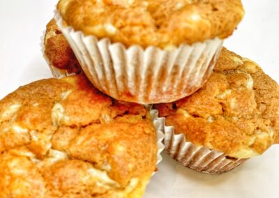 Vegemite & Cheese Muffins