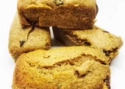 Spiced Pumpkin Mini loaves/Muffins