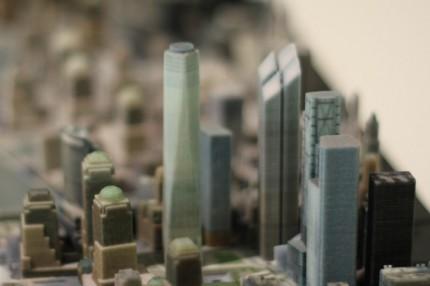 David Munson's WTC Triptych