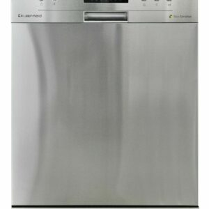 Kleenmaid Dishwasher stainless steel freestanding built under AAA