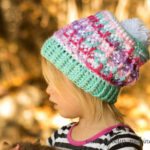 Gridlines Slouchy Hat