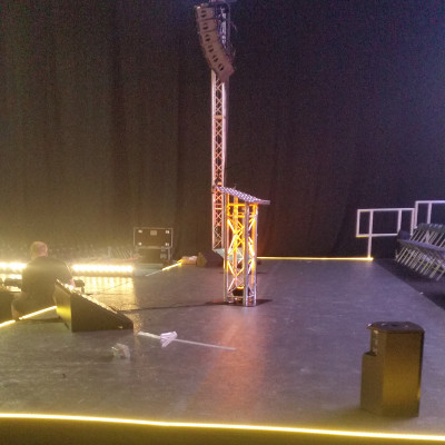 Easyjet Stage