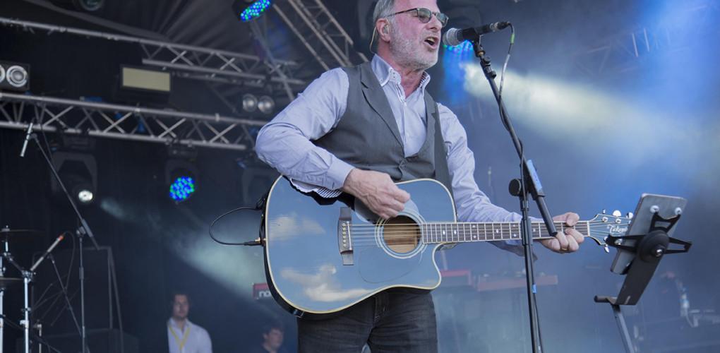 Steve Harley At Brentwood Festival 2015
