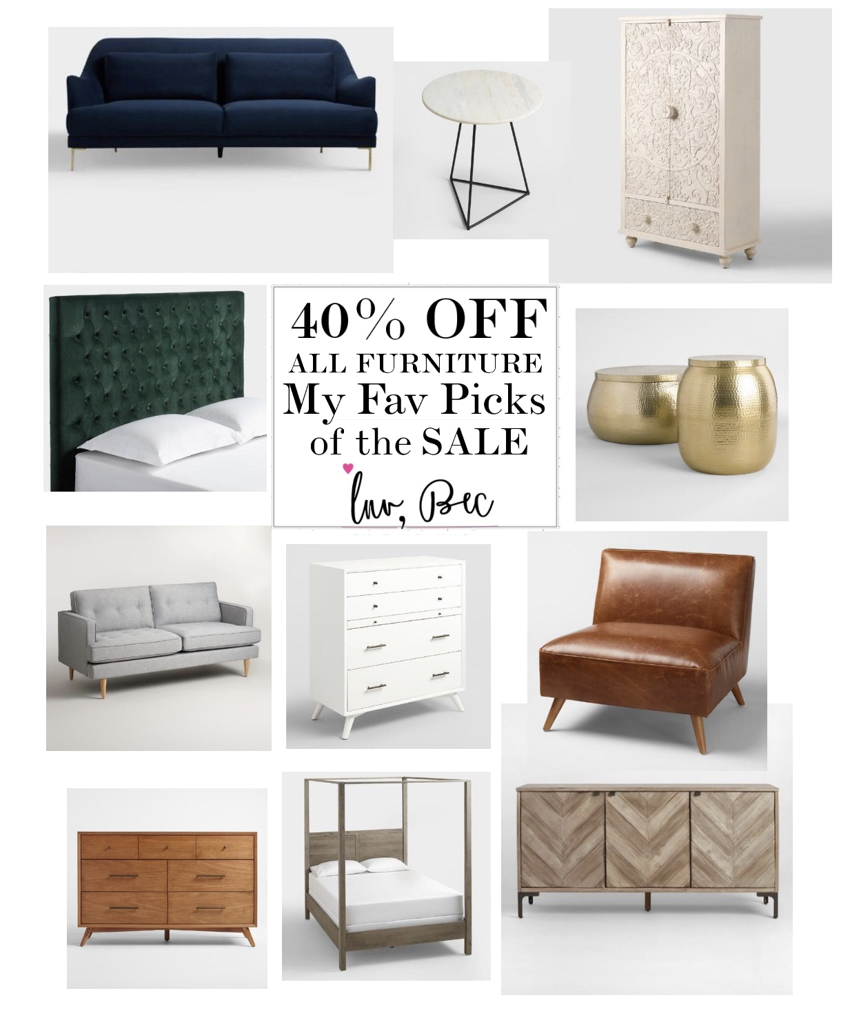 Marvelous My Top Picks From The World Market Furniture Sale Luv Bec Ncnpc Chair Design For Home Ncnpcorg