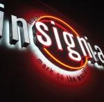 Insignia Custom Neon Sign Logo