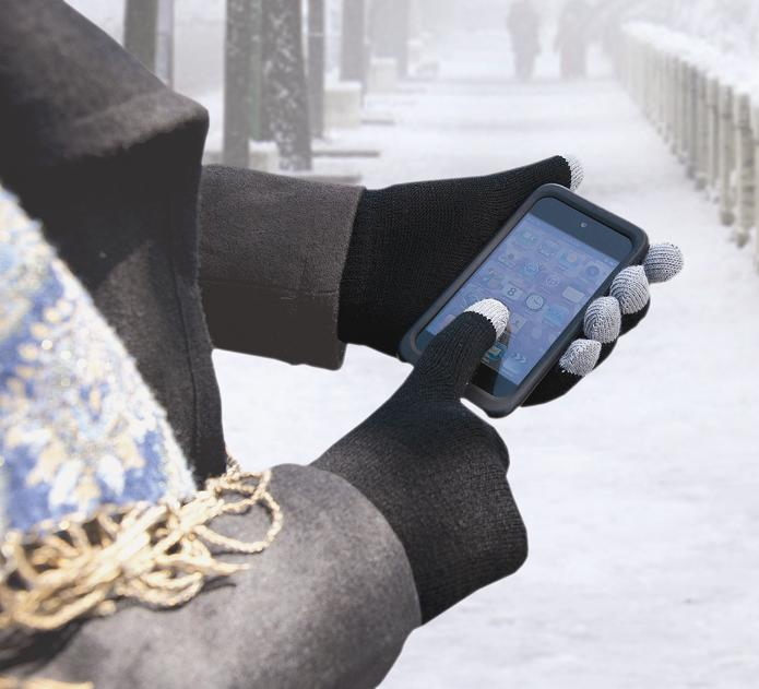 Say Goodbye to Cold Hands with Touch Screen Gloves
