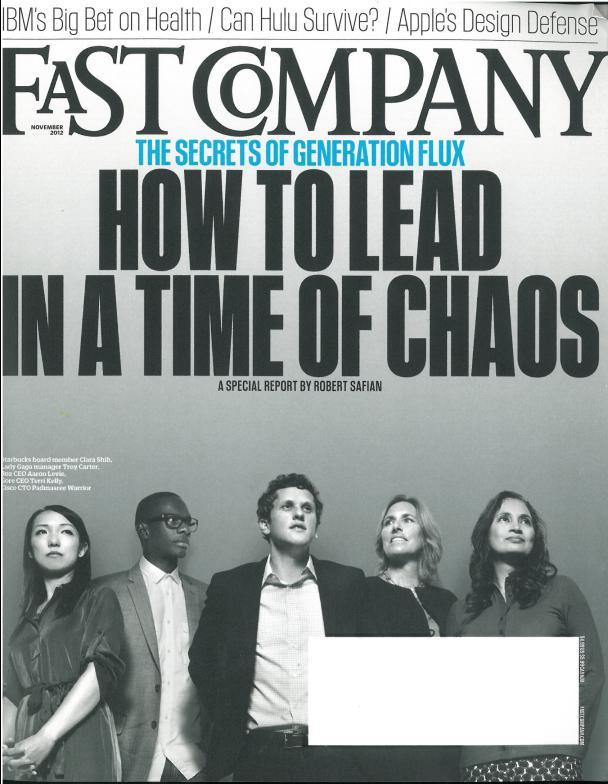 Fast Company: Places of Learning