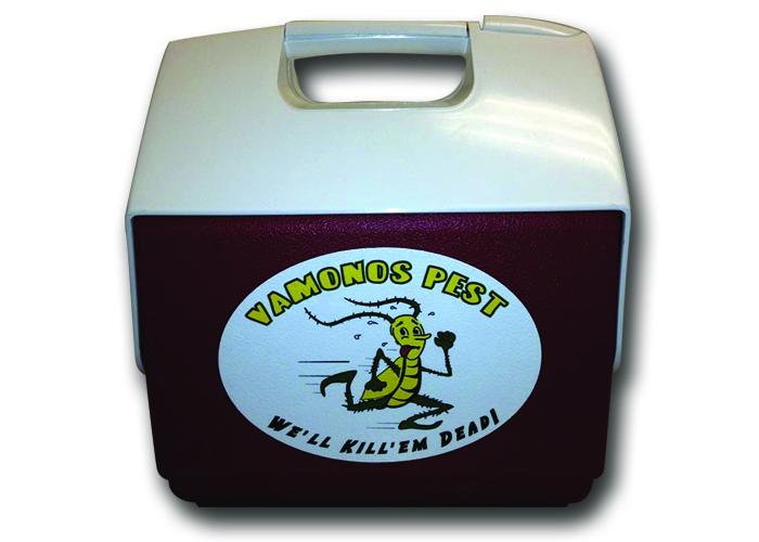 Vamanos Pest Cooler