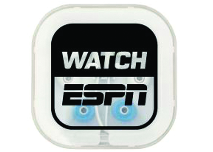 WATCH ESPN Ear Buds