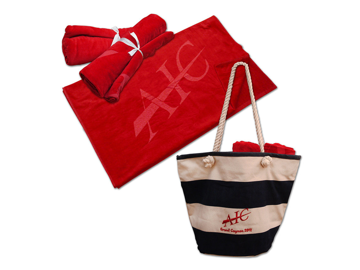 AIC President's Club Towel Set