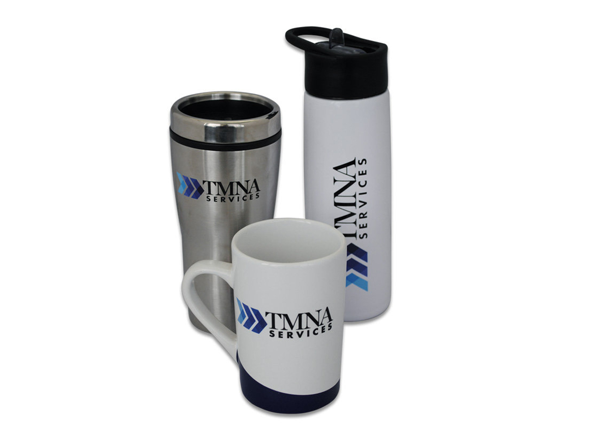 TMNA Services Drinkware Set