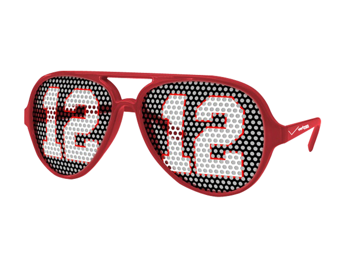 Verizon Nascar Sunglasses