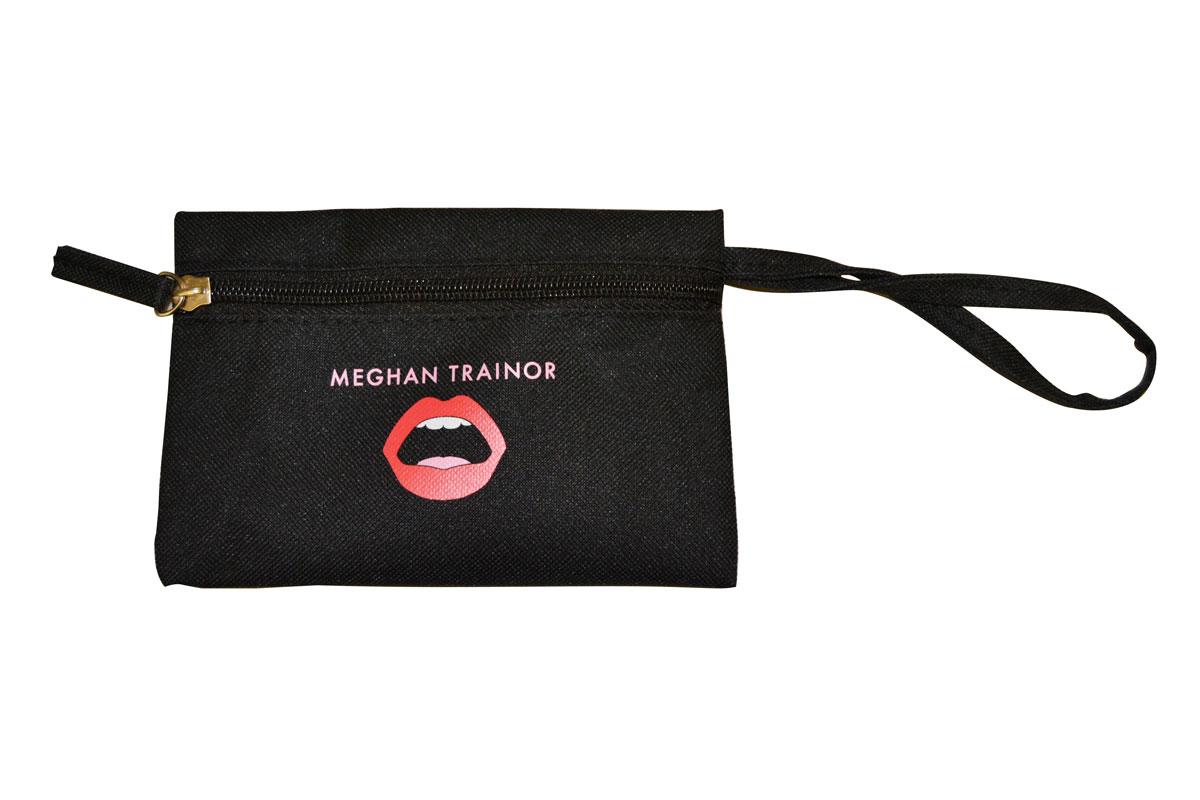 Meghan Trainor Wristlet