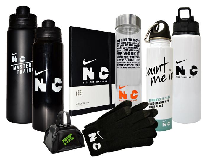 Nike Training Center Merchandise