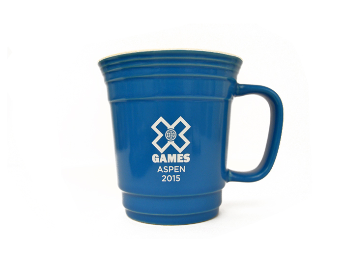 ESPN X-Games Aspen 2015 Coffee Cup