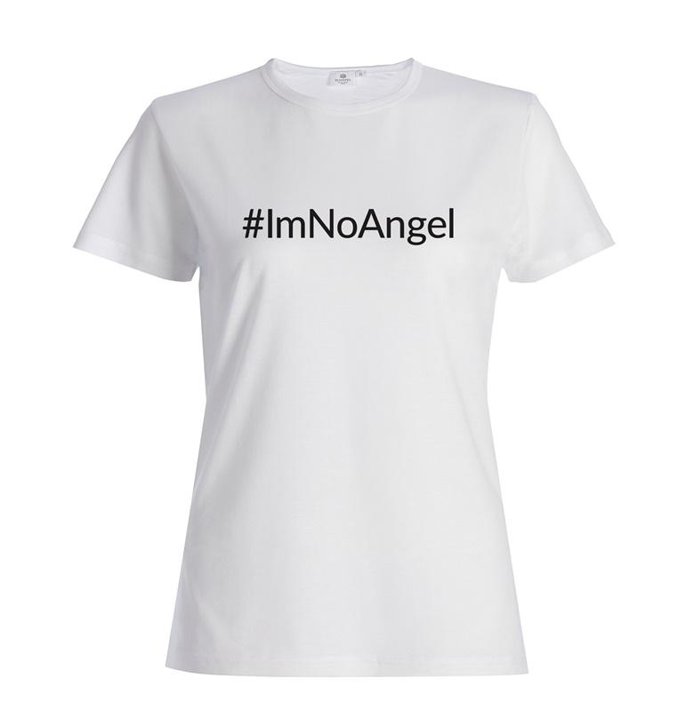 Lane Bryant's #ImNoAngel Campaign Swag!