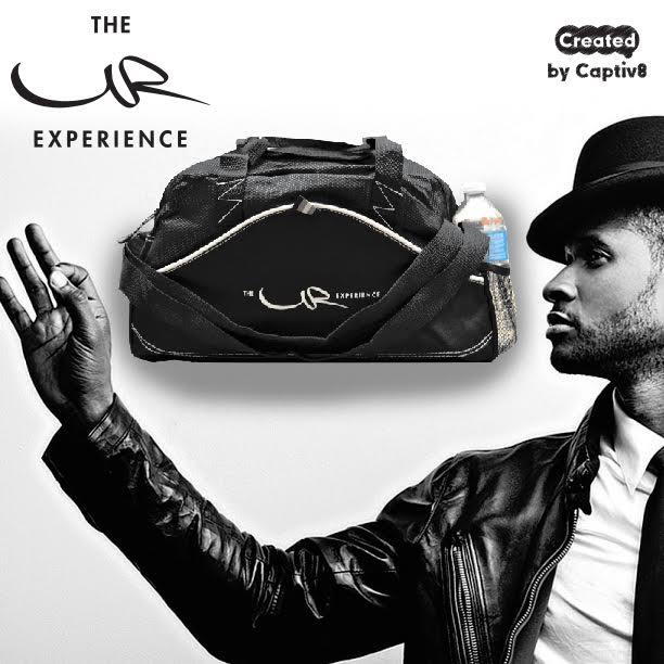 Captiv8 Set The Mood For The Usher Experience!