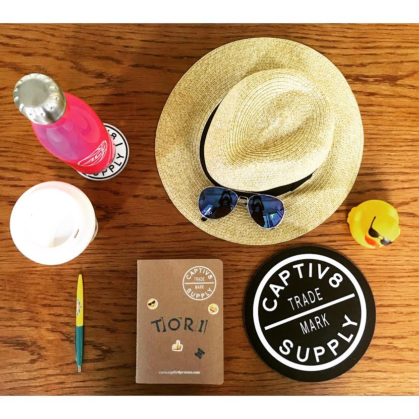 What's On Your Desk Wednesday—Feat. Tori