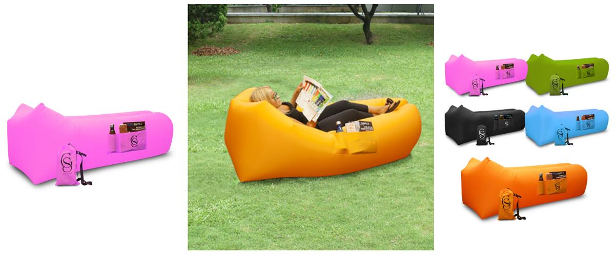 Custom Inflatable Lounge Chair