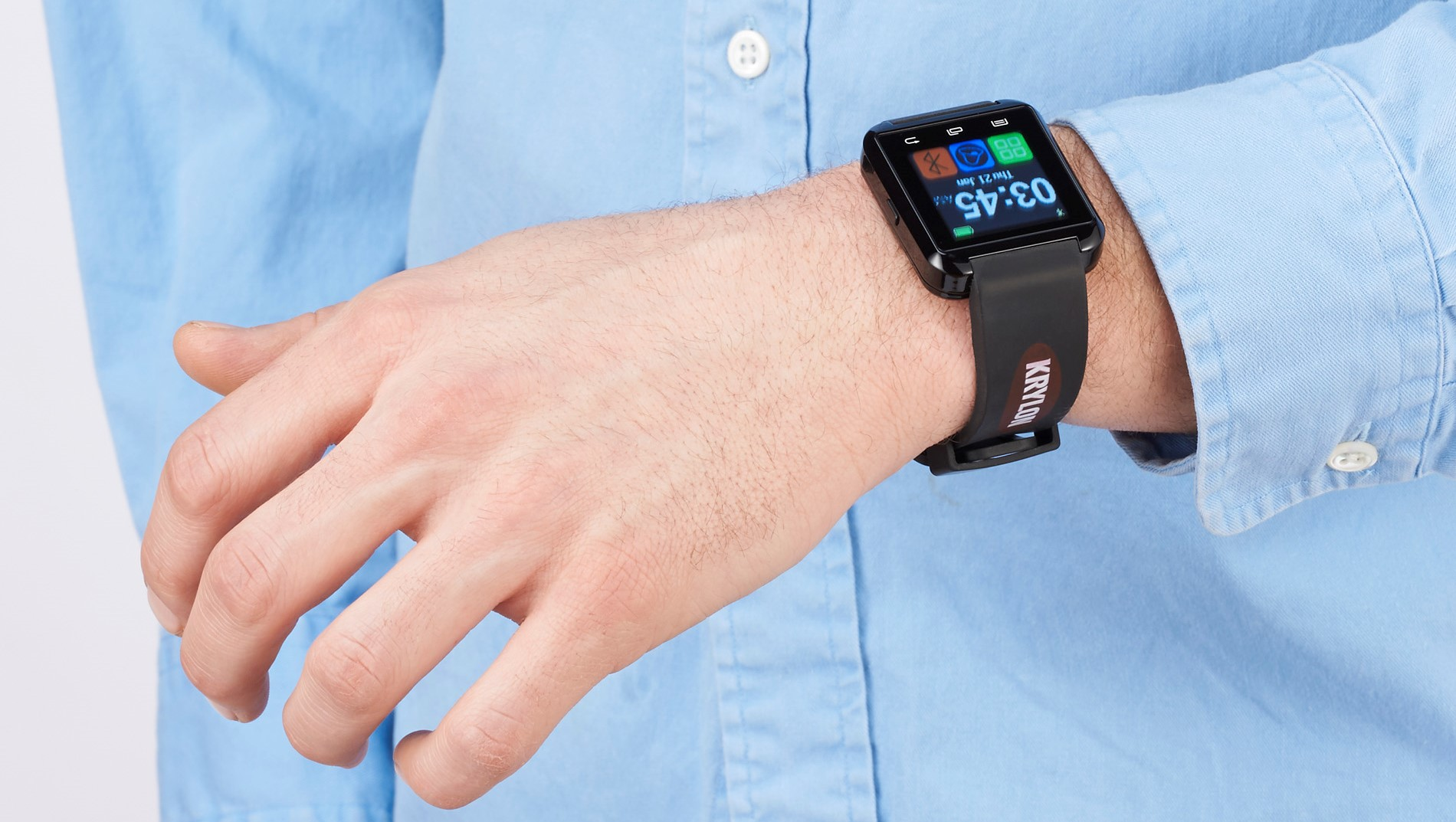 LED Smart Watch with Bluetooth Technology