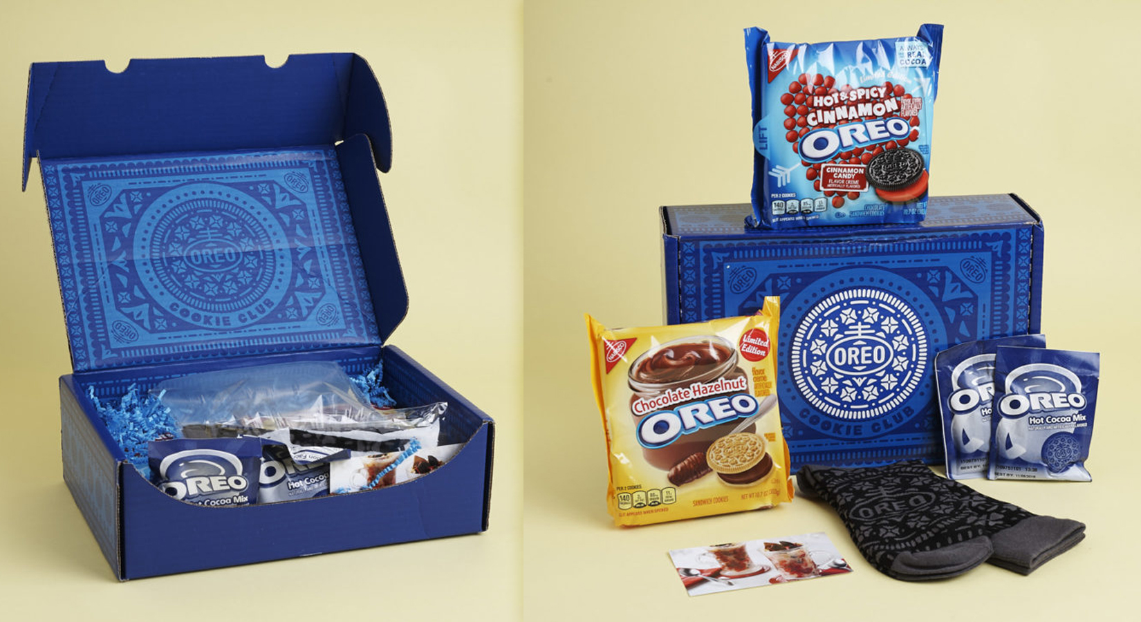 The Oreo 'Cookie Club' Subscription of Your Dreams is Now Available on Amazon