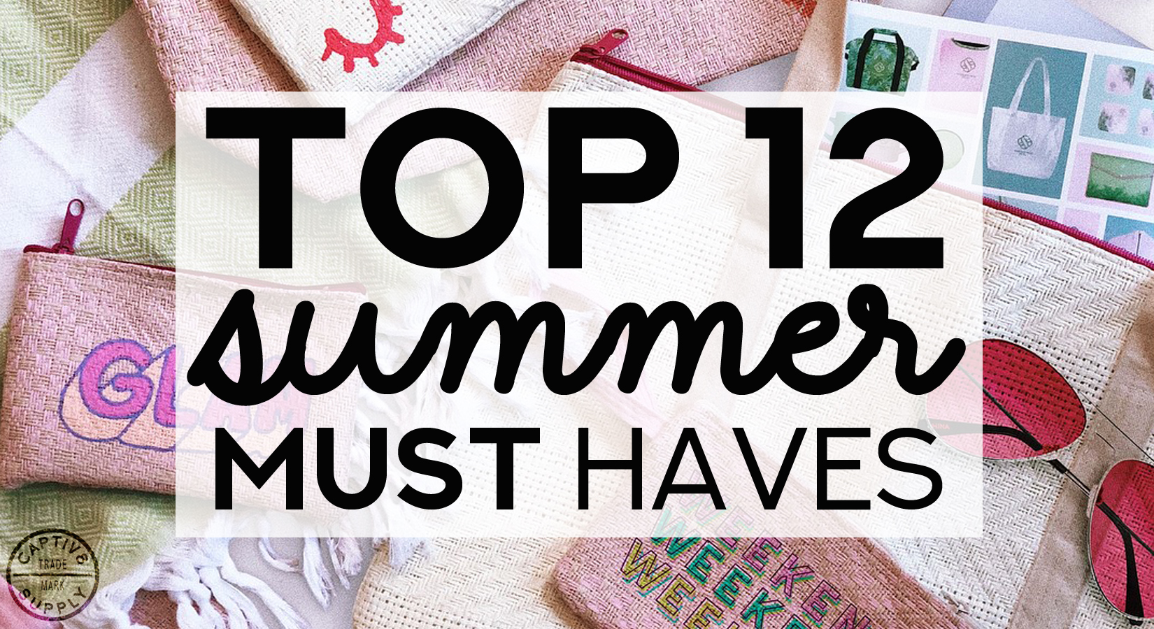 12 Products Your Brand Needs This Summer