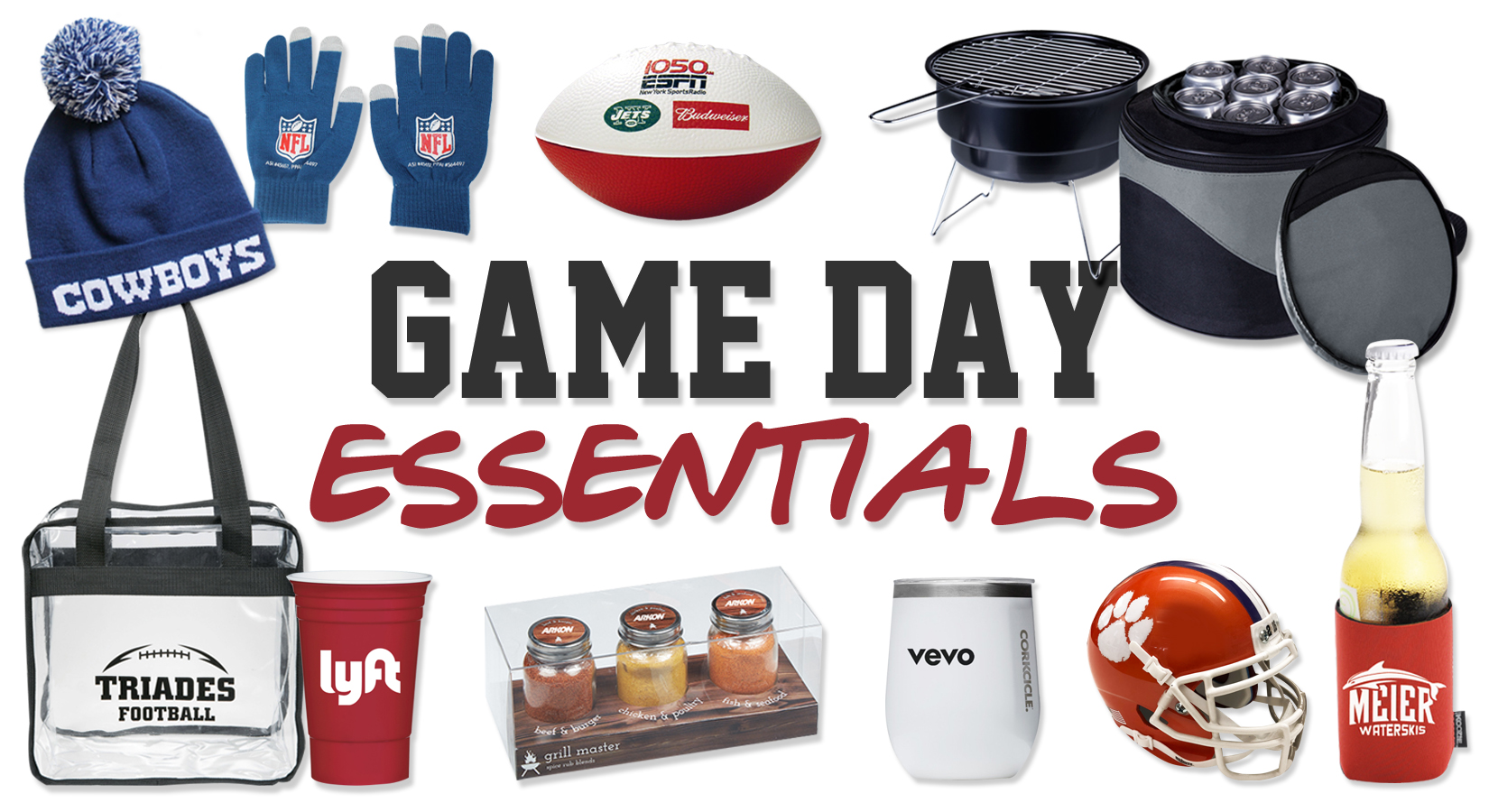 Our Top 10 Game Day Essentials
