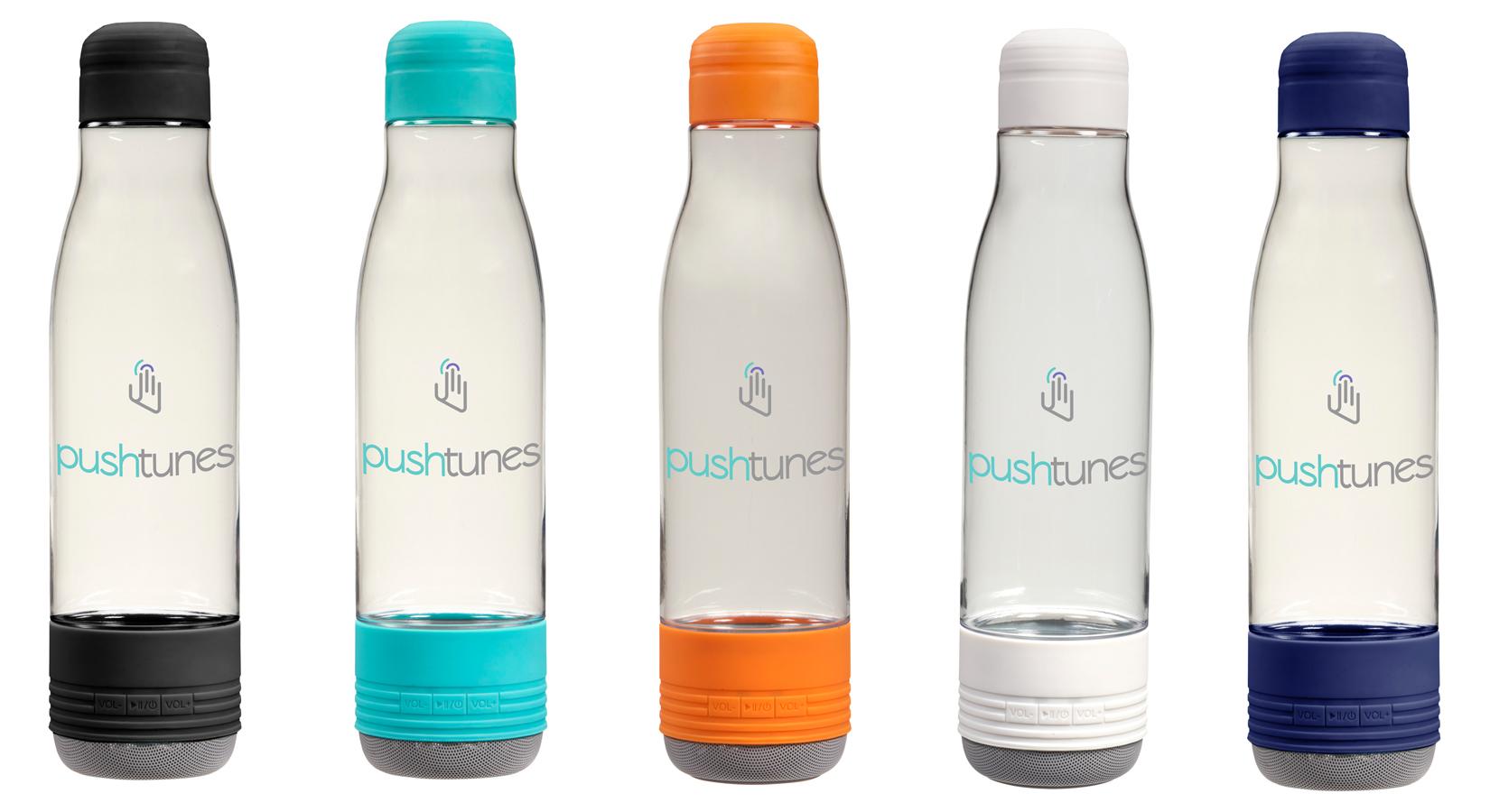 25 oz. Tritan Bluetooth Audio Bottle