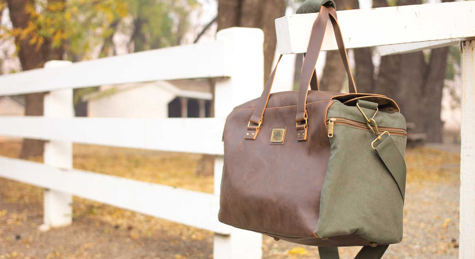 Introducing: The Danville Duffel™
