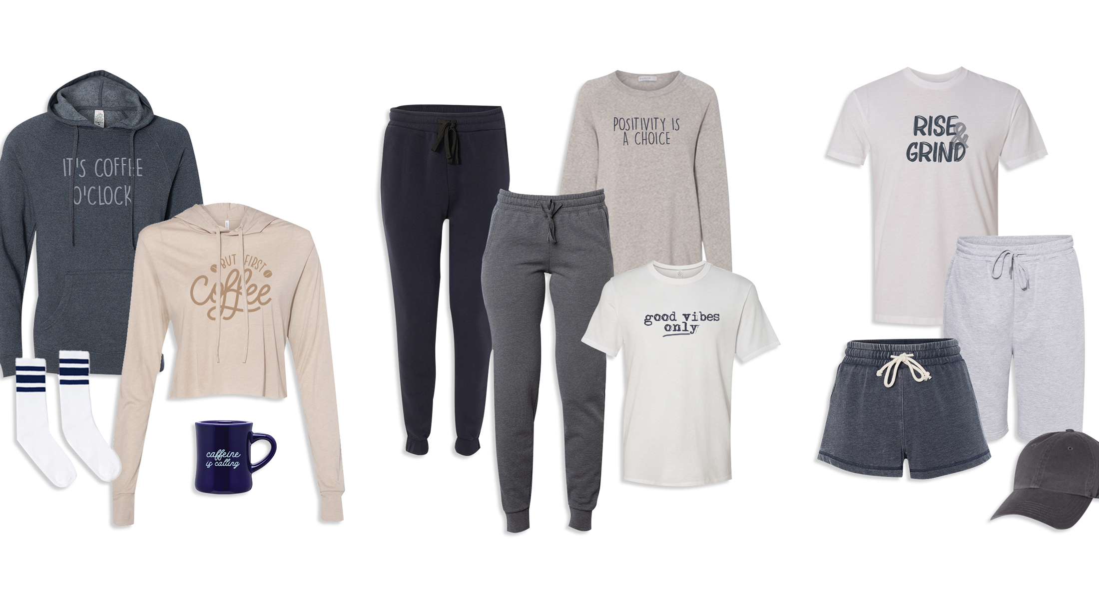 From Desk-Life to Couch-Life: Our Top 5 Loungewear Outfits For Those Working From Home