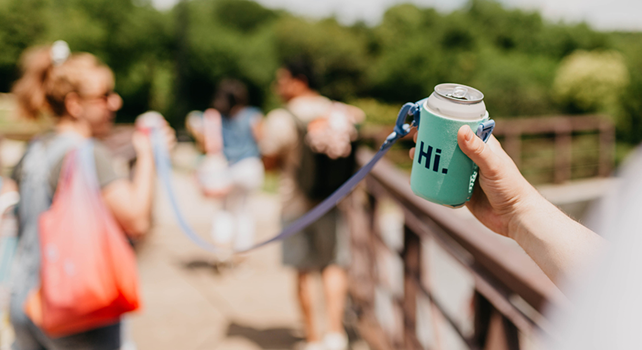 Say Hello To The Savior Of The Summer. Introducing The: DRINK-A-LINK