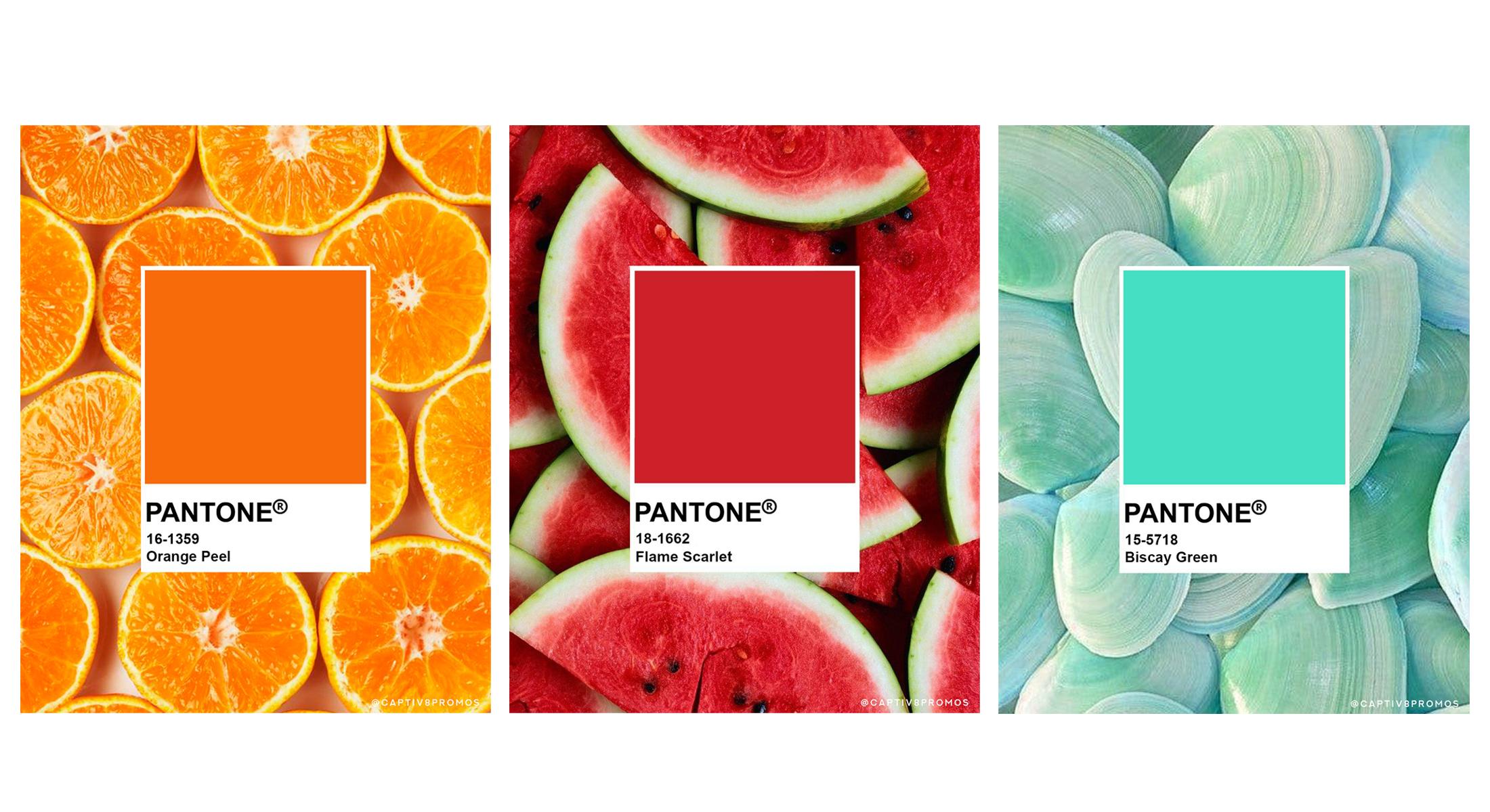 Pantone's Spring/Summer 2020 Color Palette