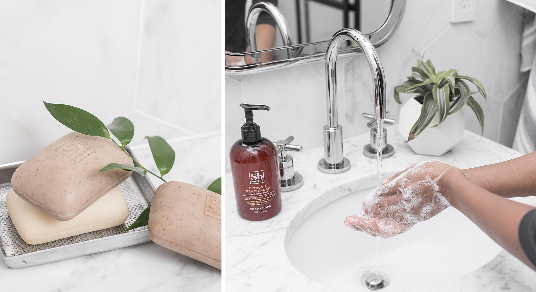 Clean Hands Save Lives – Introducing Soapbox® Gift Sets