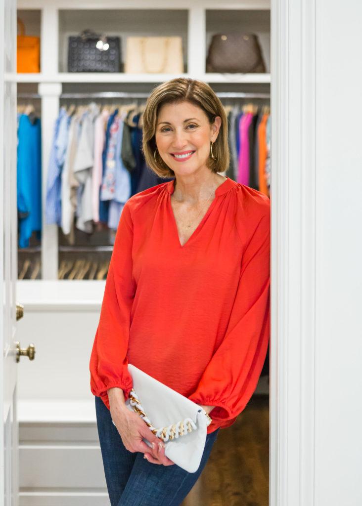 Fashionomics Favorites Local Dallas Resources featuring  a closet