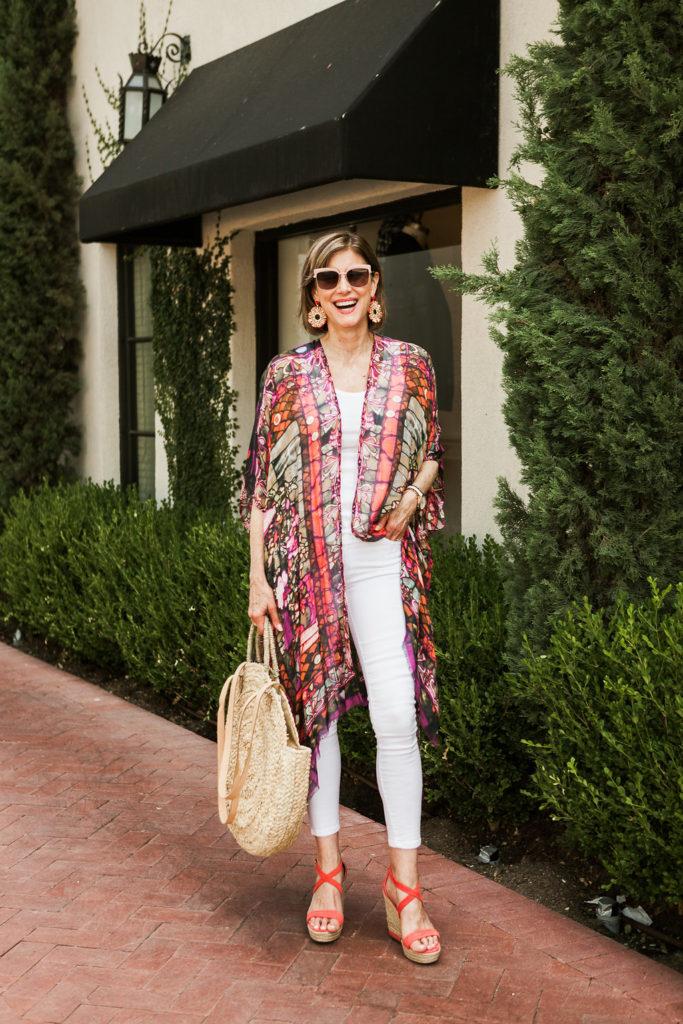 Fashionomics president Debby Allbright wardrobe consultant, closet organizer and over 50 Blogger.