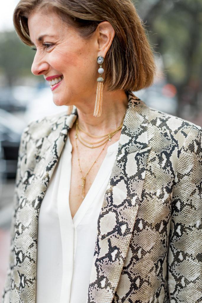 Bauble Bar has great earrings