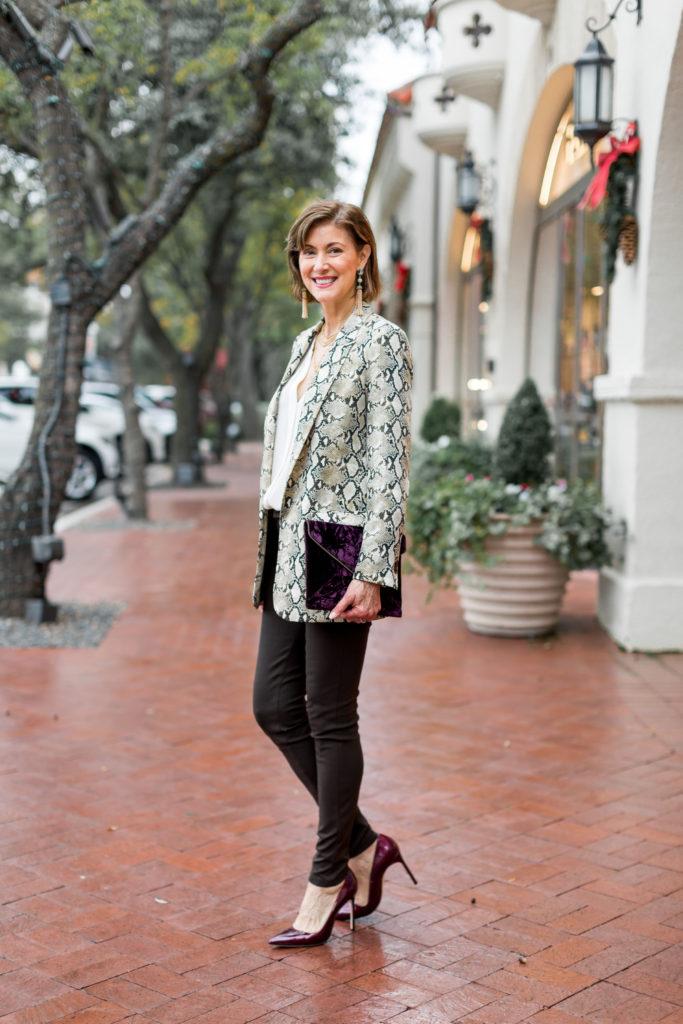 Dallas Fashion Blogger over 50