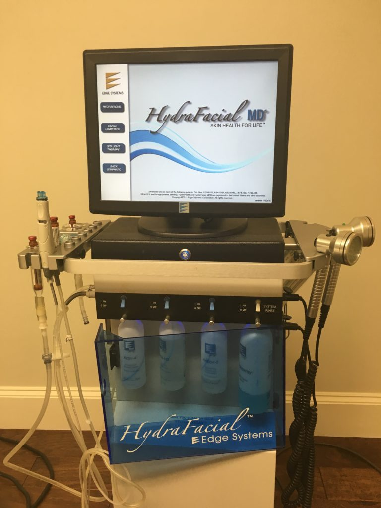 HydraFacial MD at Bella MD for treatment of skin over 50