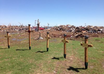 Crosses in Oklahoma