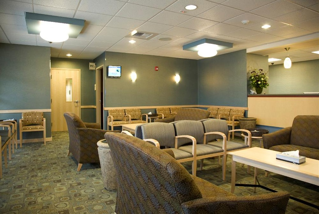 Dutton Electric Office Upgrades at Everett Clinic