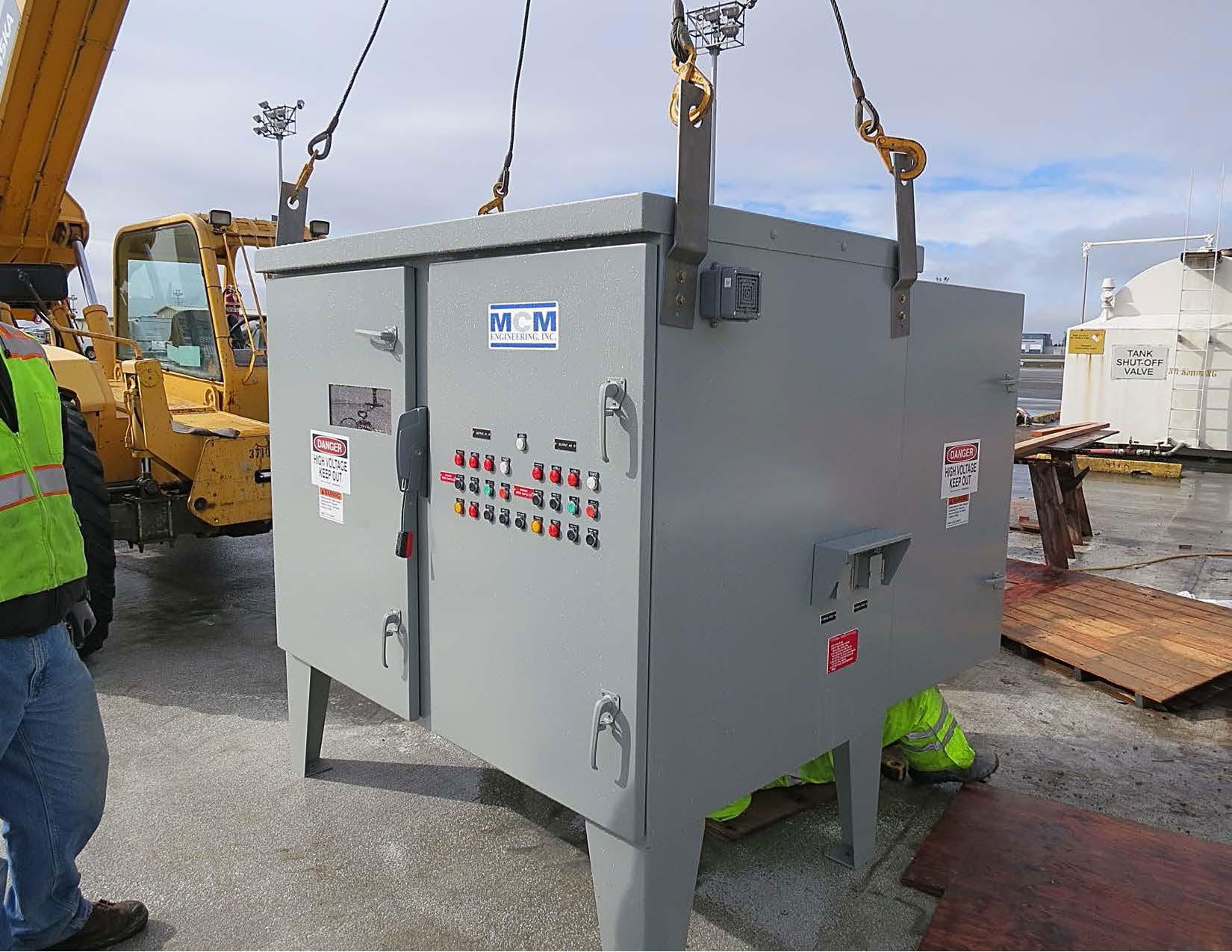 Dutton Electric work