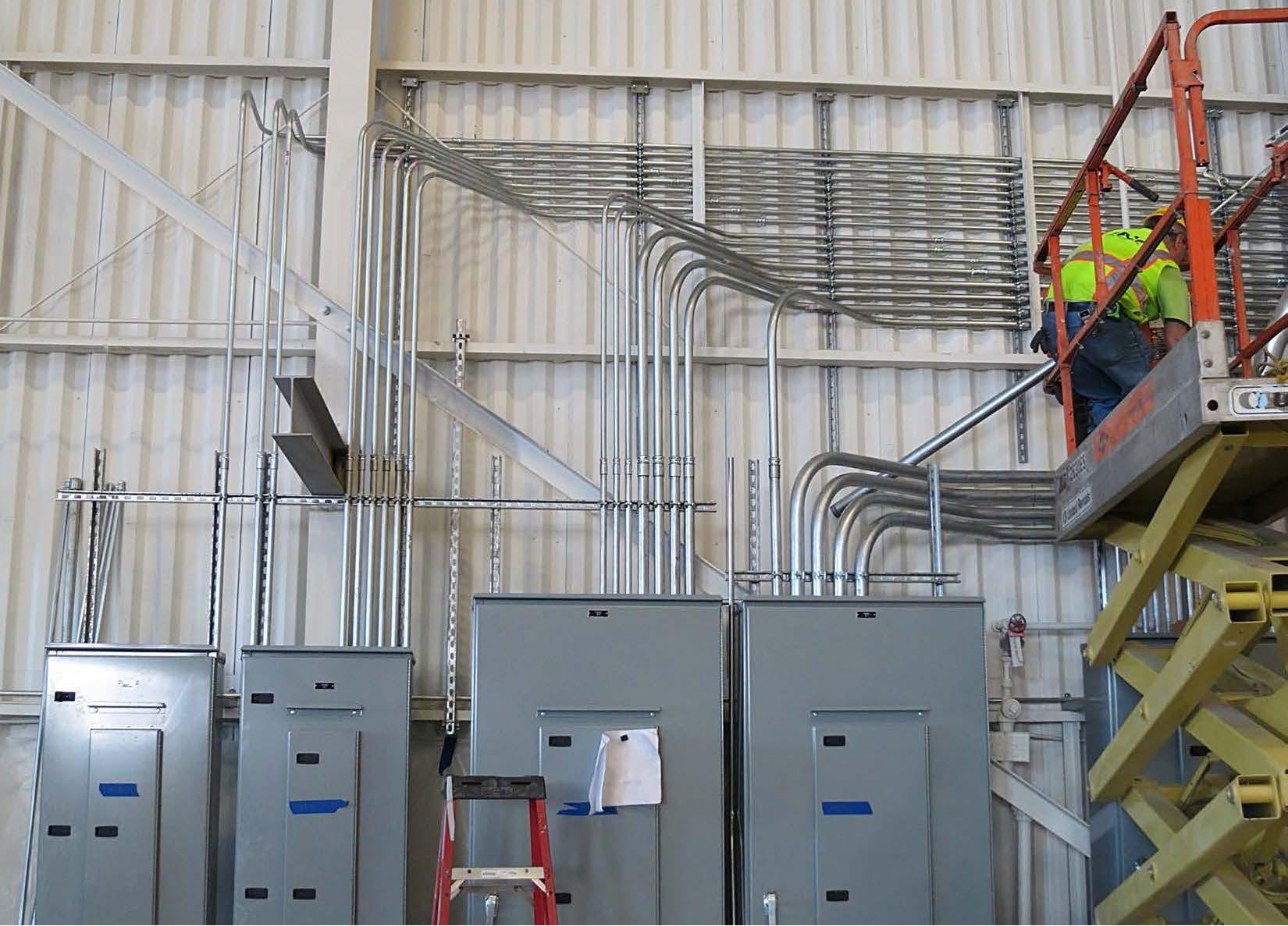 Dutton Electric design build
