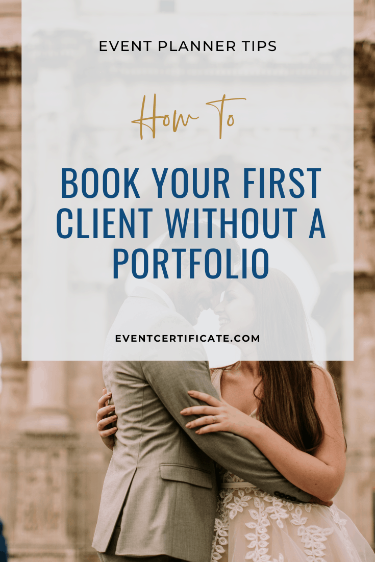 book client without portfolio