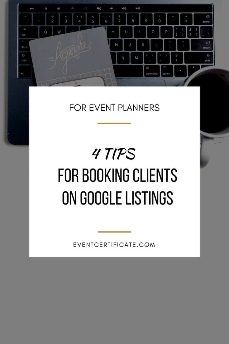 google business list pinterest