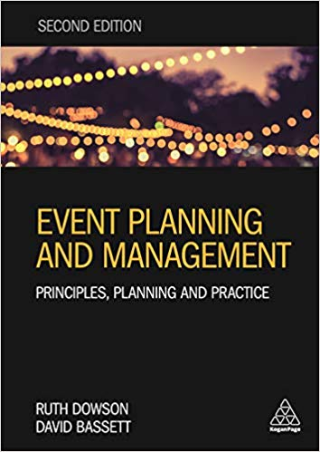 event planning and management ruth dowson event planning book