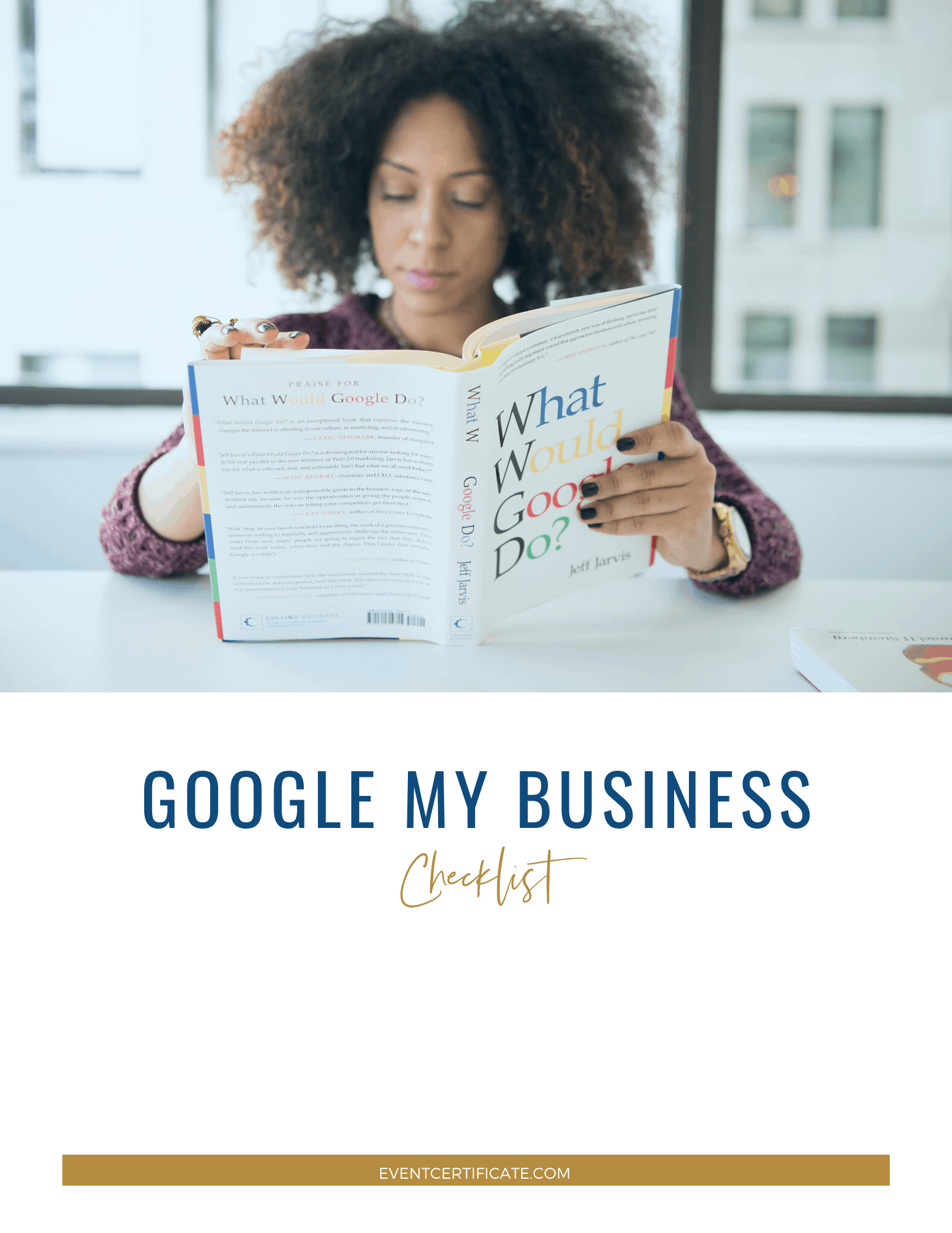 Google My Business Checklist Download