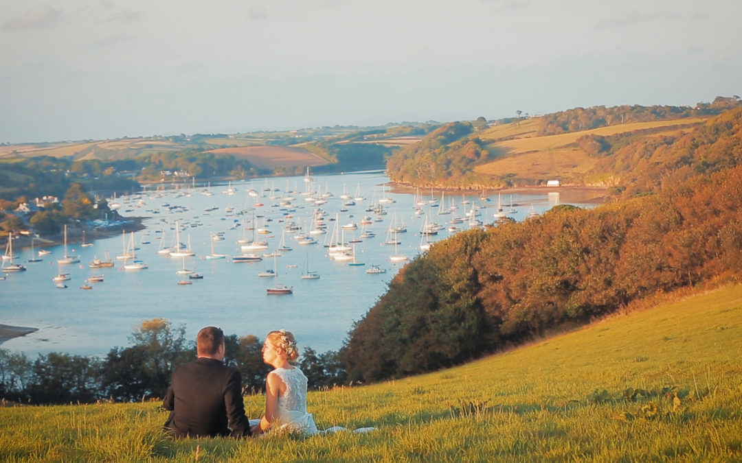'Poster Frames' for Wedding Films on Vimeo (Cornwall, Devon)