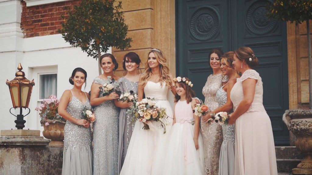 best wedding video venues cornwall devon somerset pynes house
